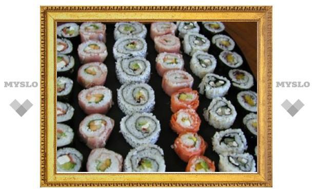 В Туле суд закрыл суши-бар в ТЦ «Парадиз»