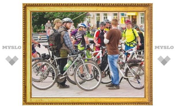 Туляки примут участие во Всероссийском велопробеге