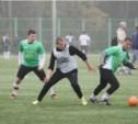 Первый гол в чемпионате «Слободы» забил игрок «СТИМ-окна»