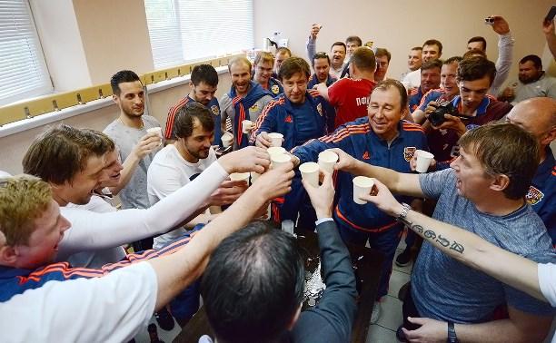 Историческая победа «Арсенала» глазами фотографа Myslo