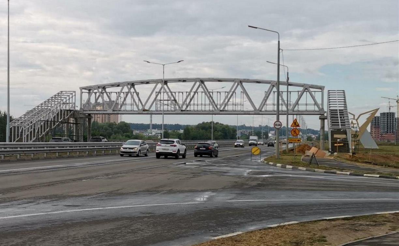Транспортную развязку с Восточного обхода на улицу Ложевую начнут строить в 2021 году