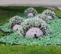 В Туле восстановили разрушеных вандалами «Ёжиков»