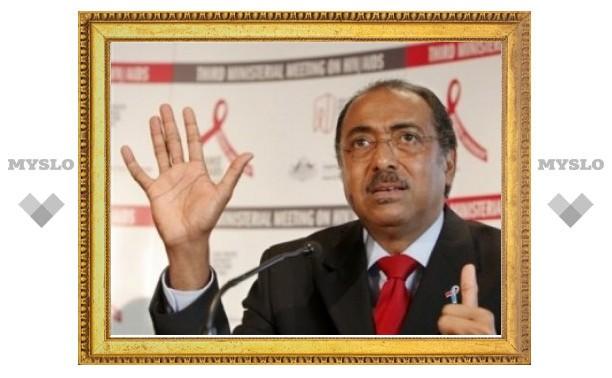 Глава UNAIDS призвал отменить визовые ограничения для ВИЧ-инфицированных