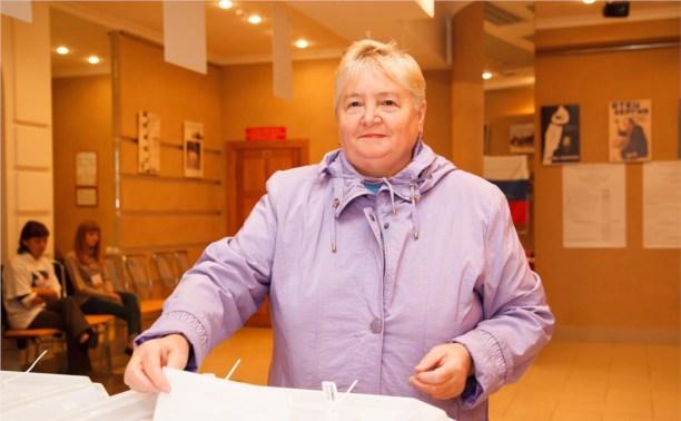 На 18.00 явка в Тульской области превысила 33%