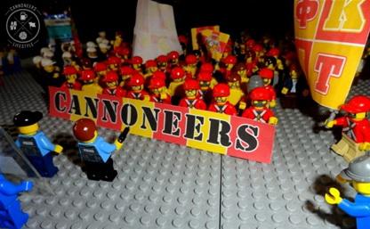 """Болельщики """"Арсенала"""" сделали свой набор Лего"""