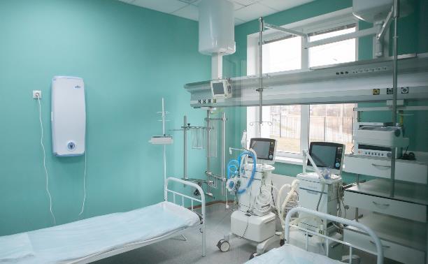 В Тульской области скончались пять пациентов с COVID-19