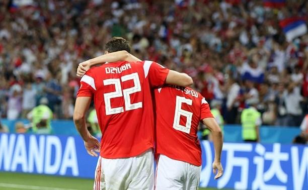 Экс-нападающий «Арсенала» Артём Дзюба – в символической сборной открытий ЧМ-2018