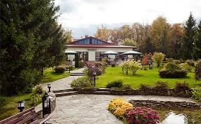 Грумант, парк-отель