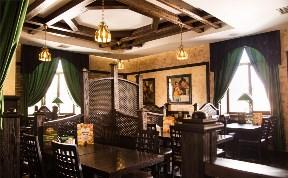 Августин, ресторан-пивоварня