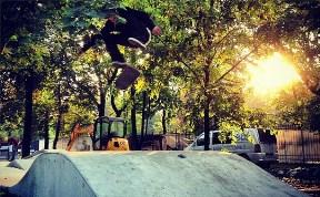Скейт-парк Ferma