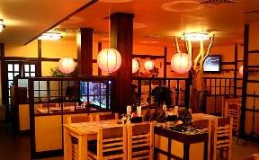 Суши Хаус, ресторан