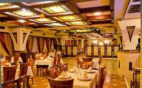 Армения, ресторан