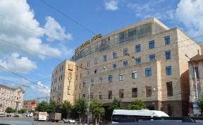 SK Royal, отель