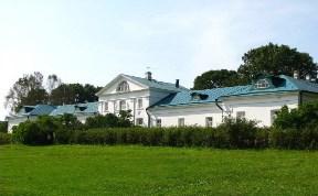 Дом Волконского, Ясная Поляна