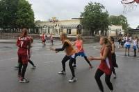 Состоялось первенство Тульской области по стритболу среди школьников, Фото: 3