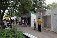 Ликвидация торговых рядов на улице Фрунзе, Фото: 2