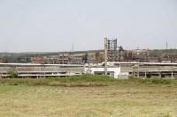 Алексей Дюмин посетил Ефремовский завод синтетического каучука, Фото: 4