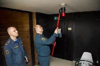 Какие нарушения правил пожарной безопасности нашли в ТЦ «Тройка», Фото: 27