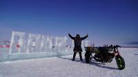 Мотороллер «Алексей Геннадьевич» из Тулы установил рекорд скорости на «Байкальской миле», Фото: 68