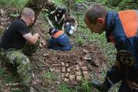 В лесу под Тулой поисковики нашли тайник с гранатами, Фото: 37