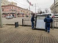 В Туле демонтируют незаконные рекламные конструкции, Фото: 6