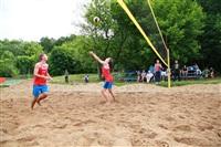 Пляжный волейбол в парке, Фото: 14