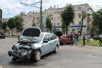 Массовое ДТП на проспекте Ленина 15 июля 2015, Фото: 3