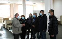Депутаты Тульской облдумы посетили производство музыкальных инструментов, Фото: 1