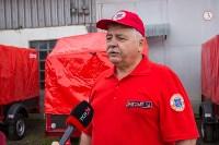 Тульское МЧС передало муниципальным образованиям области прицепы спасательных постов, Фото: 4