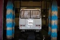 Как в Туле дезинфицируют маршрутки и автобусы, Фото: 5