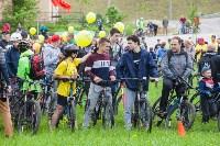 В Туле прошел большой велопарад, Фото: 138