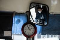 Как в Туле дезинфицируют маршрутки и автобусы, Фото: 12