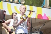 В Туле ветеранов развлекали рок-исполнители, Фото: 28