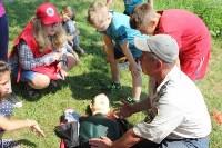 МЧС проводит обучение для детей, Фото: 10