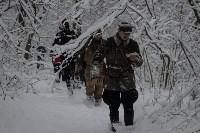 Тульские поисковики провели школьников партизанскими тропами, Фото: 8