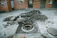 В Туле началось благоустройство скверов и дворов, Фото: 19