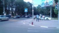 Внедорожник въехал в нежилой дом на ул. Кирова, Фото: 2