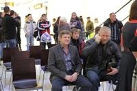 Бойцы М-1 провели открытую пресс-конференцию и встретились с фанатами, Фото: 3