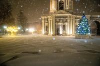 В Туле ночью бушевал буран, Фото: 23