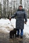 В Комсомольском парке прошёл рейд по выявлению собачников-нарушителей, Фото: 7