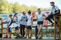 В Туле открылся первый профессиональный скейтпарк, Фото: 8