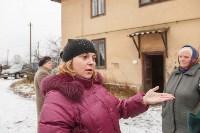 Аварийное жильё в пос. Социалистический Щёкинского района, Фото: 17
