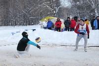 III ежегодный турнир по пляжному волейболу на снегу., Фото: 27