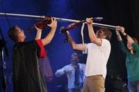 Эмир Кустурица и The No Smoking Orchestra в Туле. 14 декабря, Фото: 72