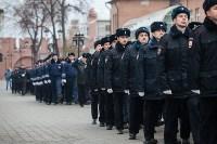 Митинг сотрудников ОВД в Тульском кремле, Фото: 4