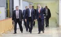 Алексей Дюмин посетил ПАО  «НПО «Стрела», Фото: 8