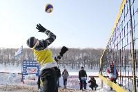 III ежегодный турнир по пляжному волейболу на снегу., Фото: 53