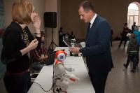 Открытие шоу роботов в Туле: искусственный интеллект и робо-дискотека, Фото: 29