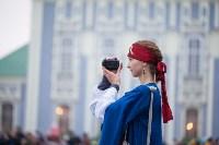 Средневековые маневры в Тульском кремле. 24 октября 2015, Фото: 18