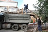 Андрианов инспектирует ход капремонта. 18.08.2015, Фото: 4
